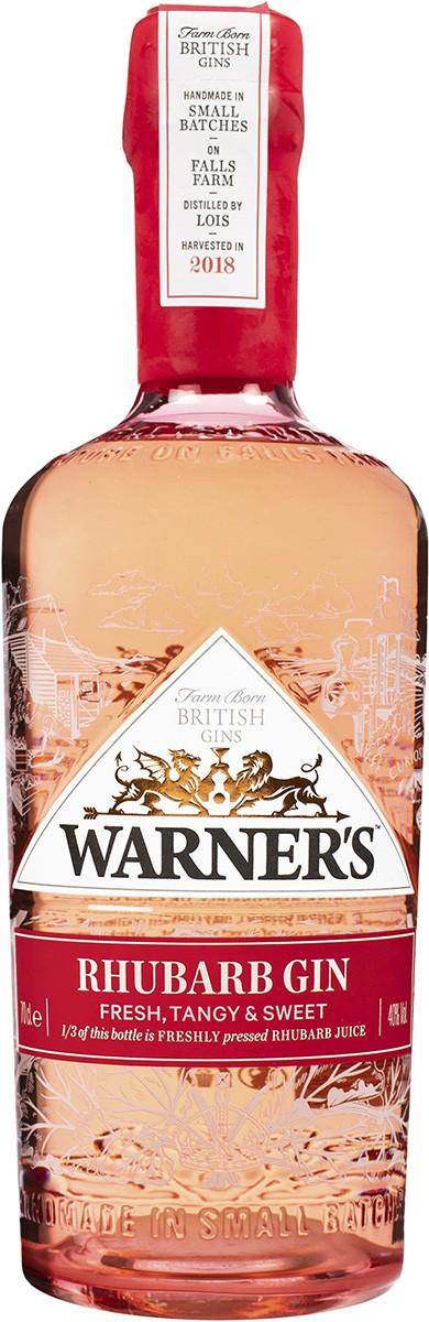Warner's Rhubarb Gin фото