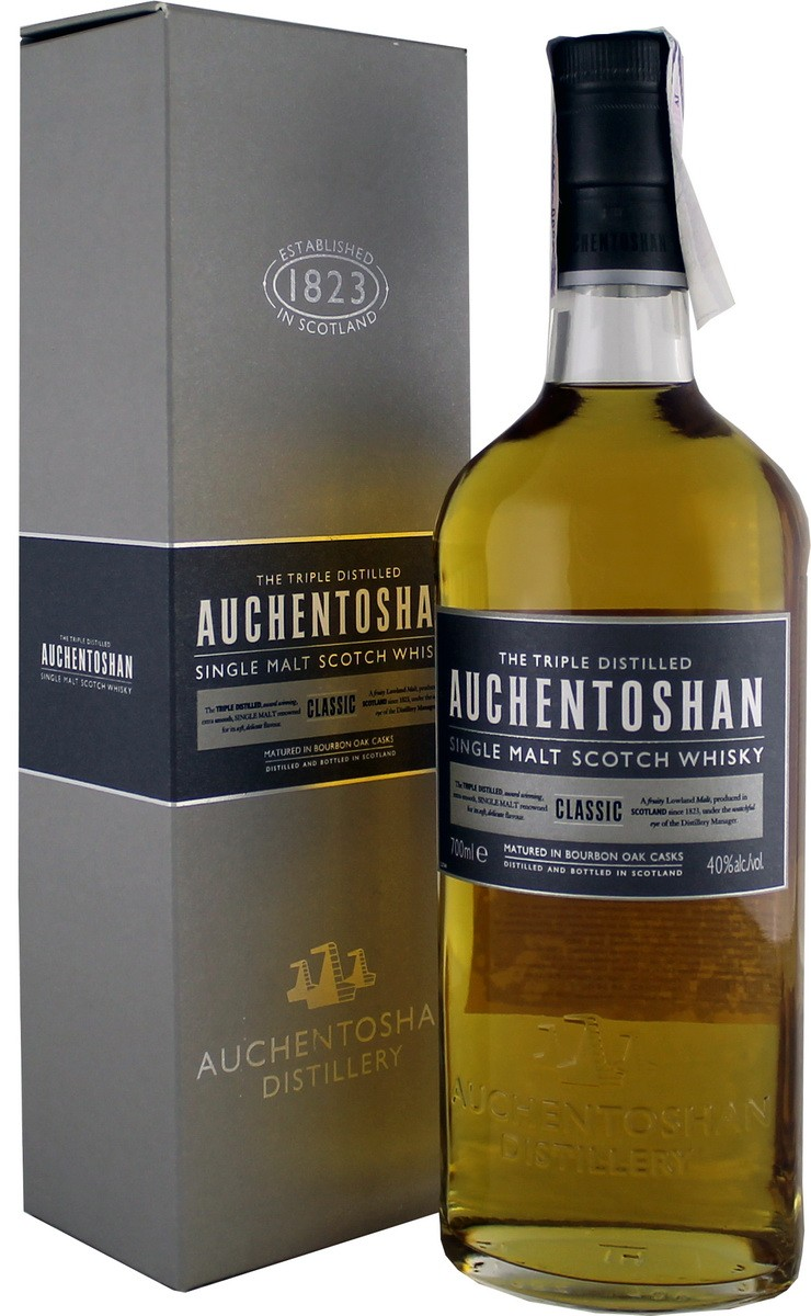 Auchentoshan Сlassic (в коробці) фото