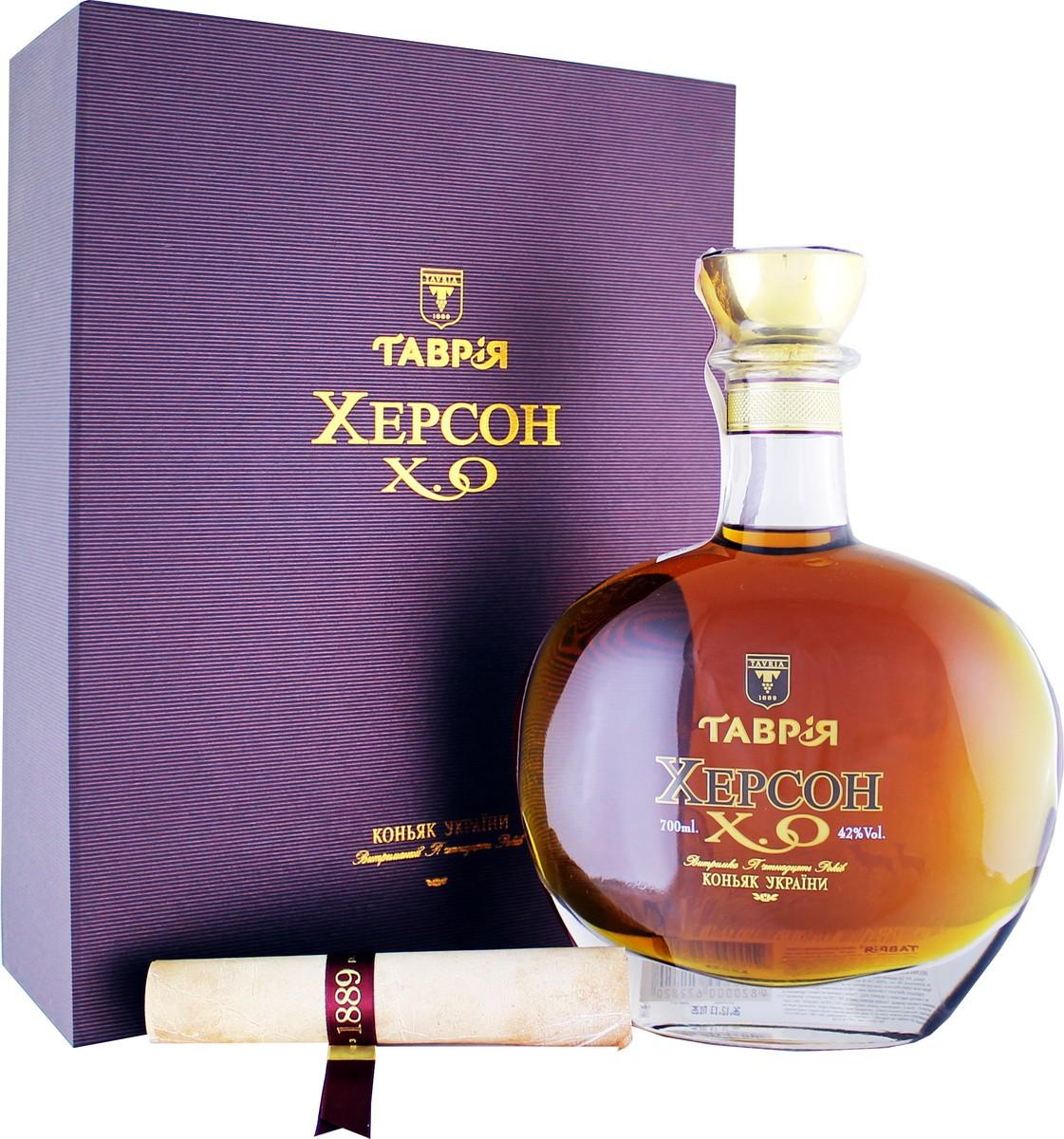 Таврия «Херсон» XO 15 лет (в коробке) фото