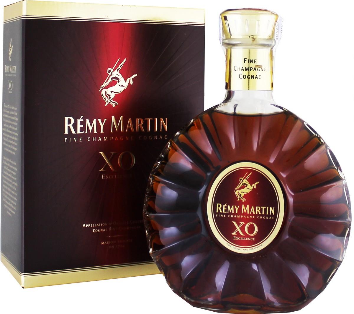 Remy Martin Excellence XO (в коробке) фото