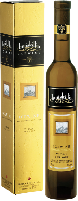 Inniskillin Gold Oak-Aged Vidal Icewine фото