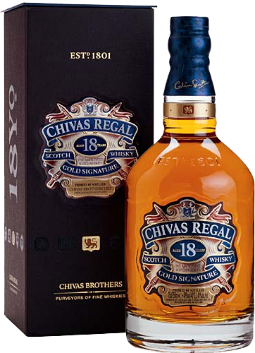 Chivas Regal 18 Y.O. (в коробке) фото