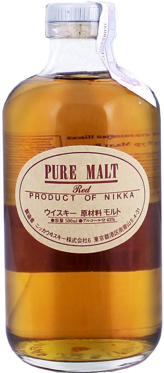 Nikka Pure Malt Red фото