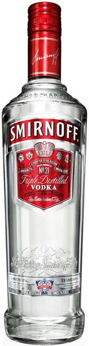 Smirnoff Red фото