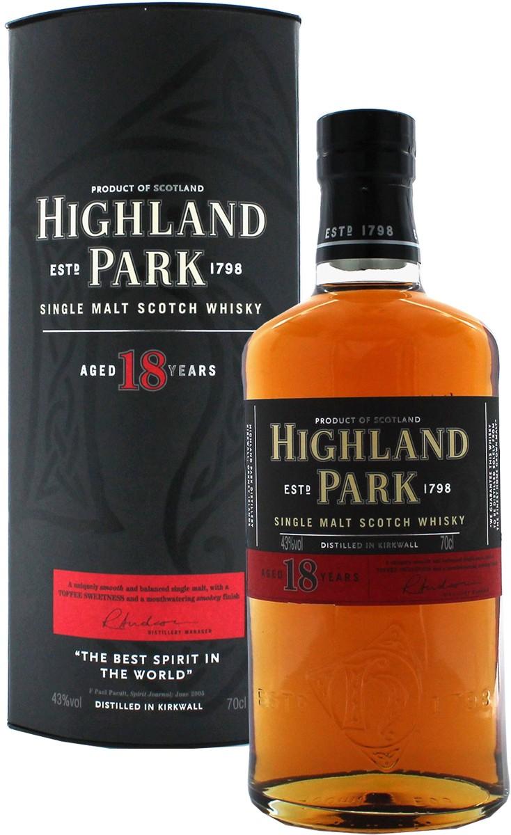 Highland Park 18 Y.O. фото