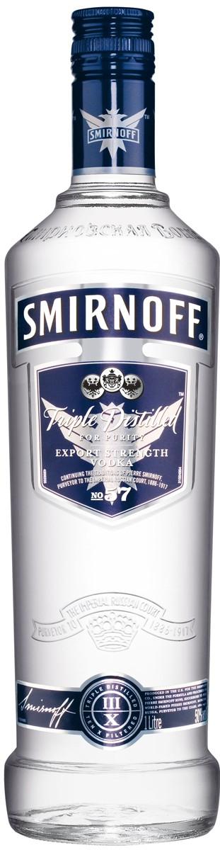 Smirnoff Blue фото