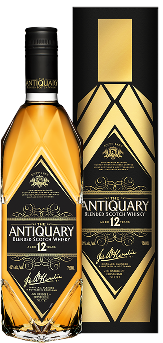 Antiquary 12 Y.O. (в коробке) фото