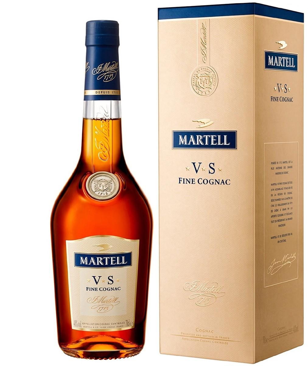 Martell VS (в коробці) фото