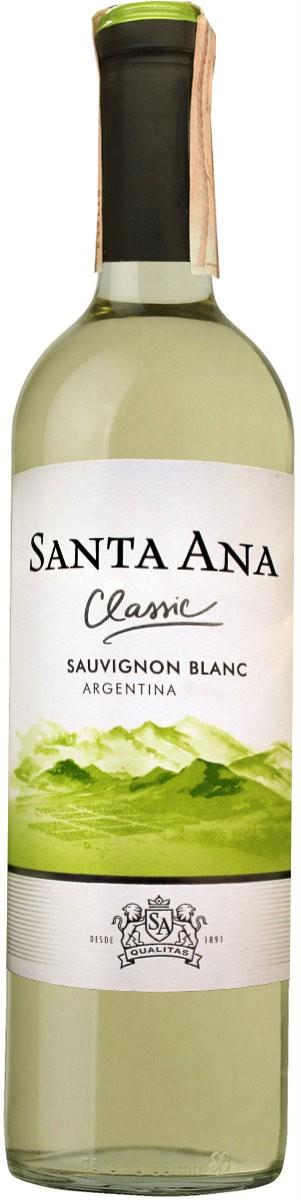 Santa Ana Classic Sauvignon Blanc фото