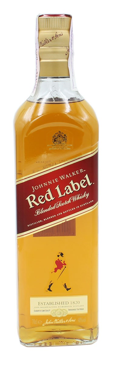 Johnnie Walker Red Label фото