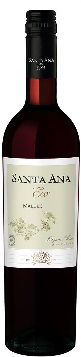 Santa Ana Eco Malbec фото