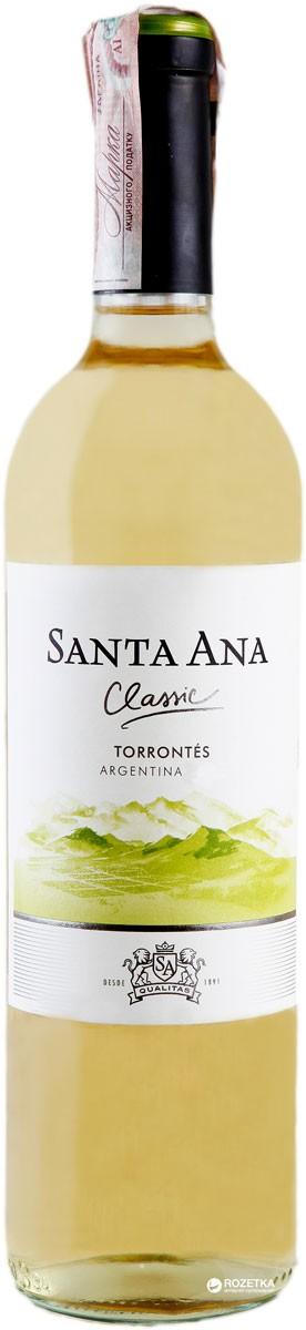 Santa Ana Classic Torrontes фото