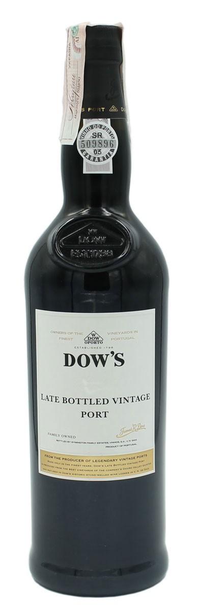 Портвейн Dow's Late Bottled Vintage Port фото