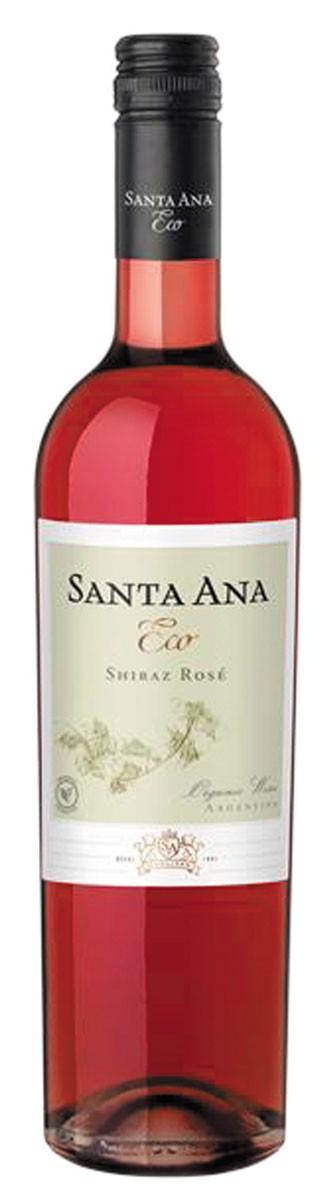 Santa Ana Eco Shiraz Rose фото