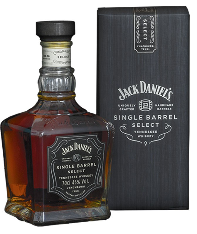 Jack Daniel's Single Barrel (в коробке) фото