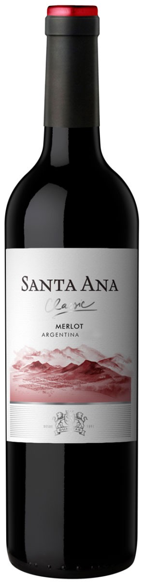 Santa Ana Classic Merlot фото