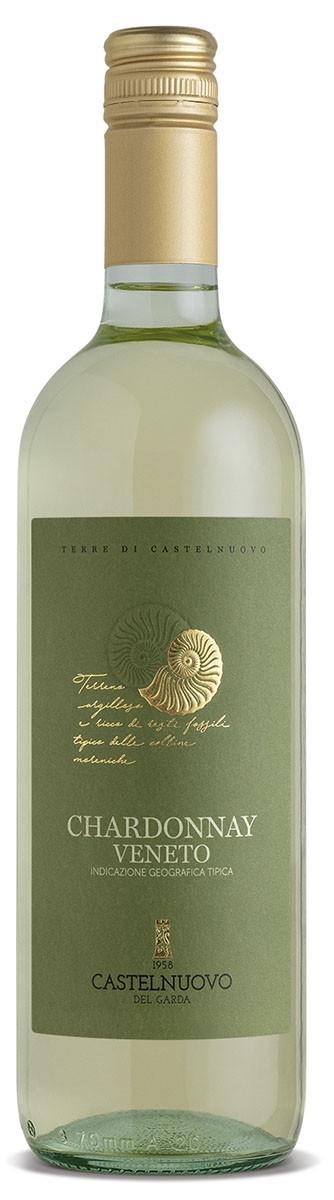Cantina Castelnuovo del Garda Chardonnay фото