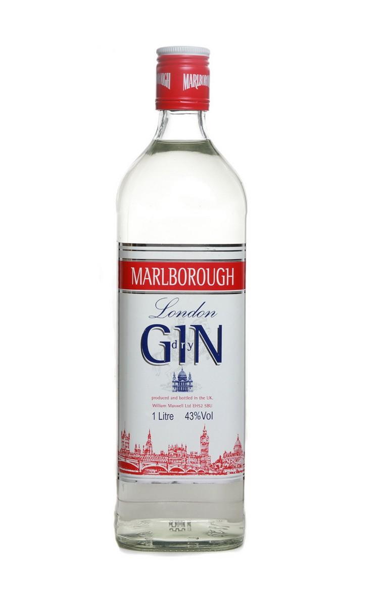 Ian Macleod Marlborough London Dry Gin фото