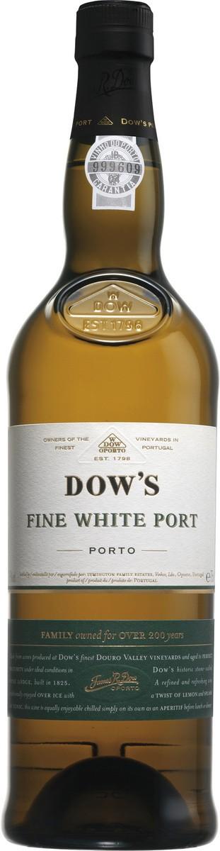 Портвейн Dow's Fine White Port фото