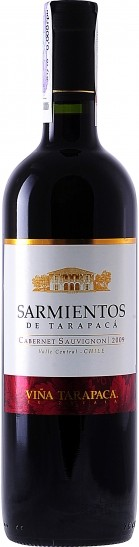 Cabernet Sauvignon Sarmientos Tarapaca фото