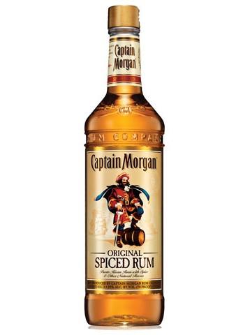 Captain Morgan Original Spiced Gold фото
