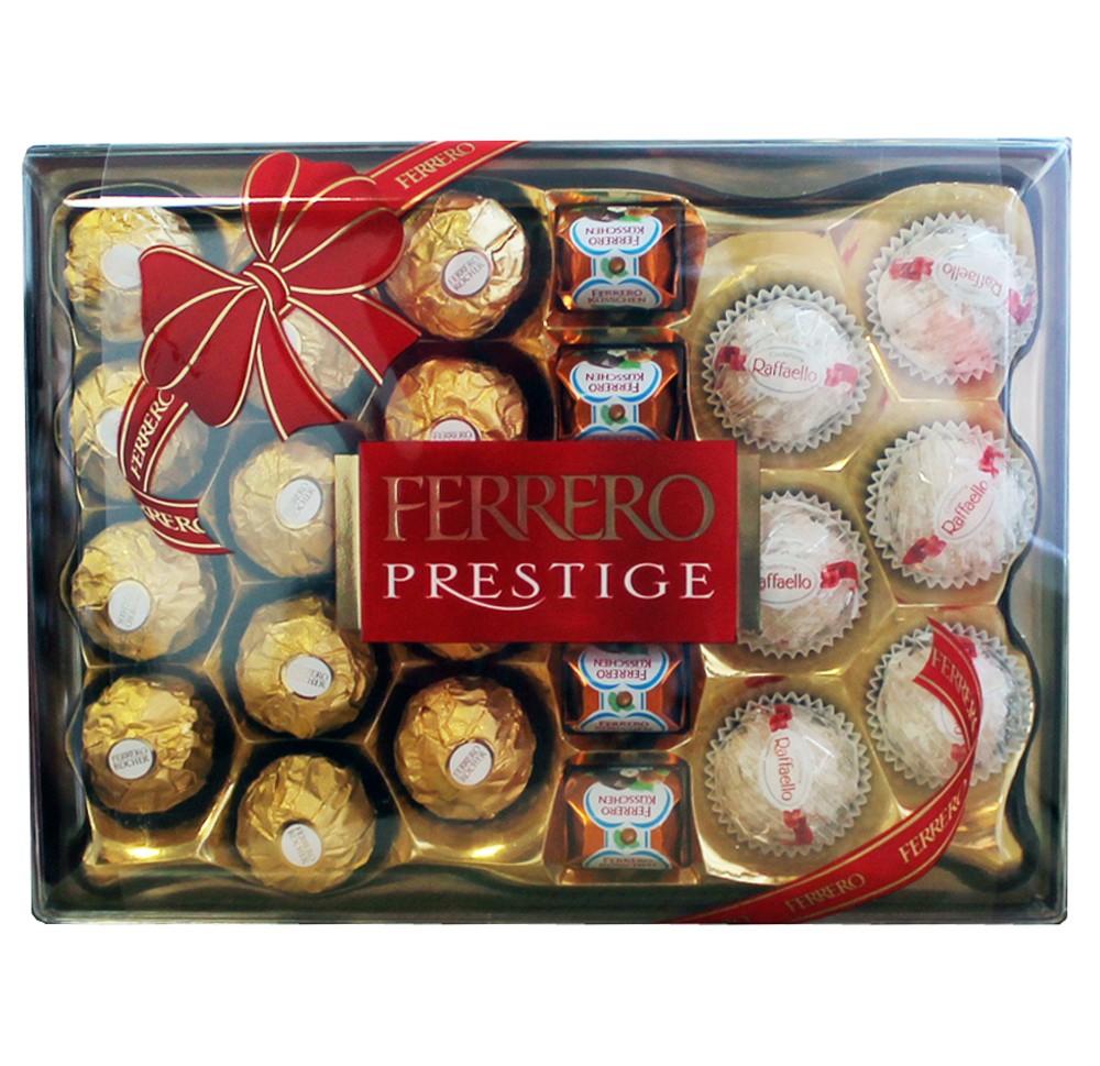 Ferrero Rocher Prestige фото