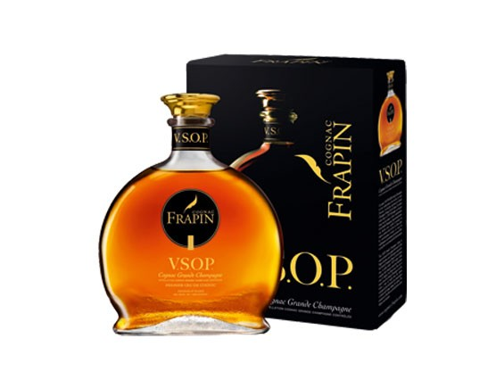 Frapin V.S.O.P. Cognac Grande Champagne (в коробке) фото