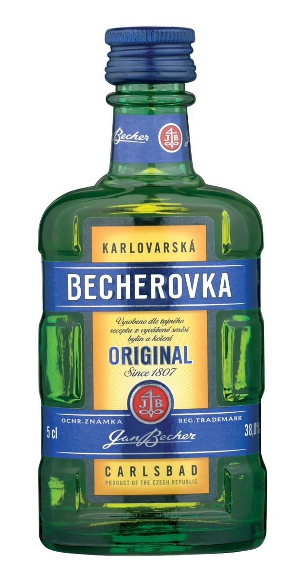 Becherovka Original фото