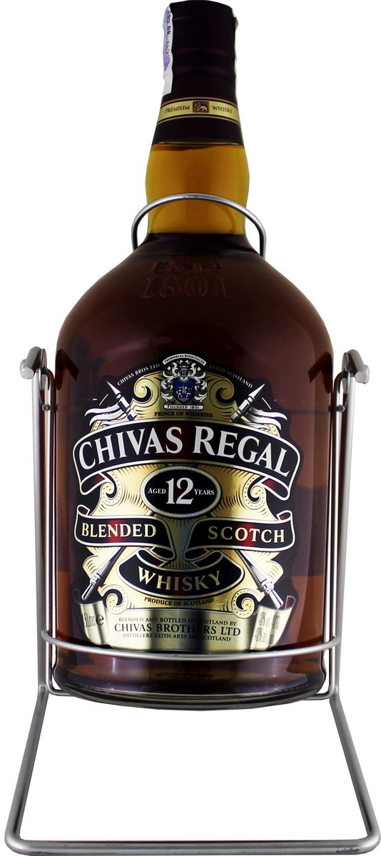 Chivas Regal 12 Y.O. фото