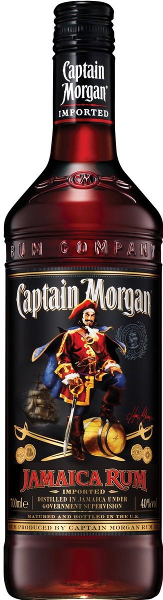 Captain Morgan Black фото