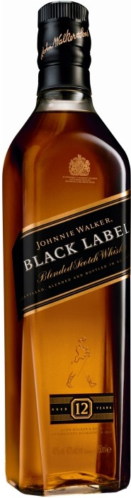 Johnnie Walker Black label фото