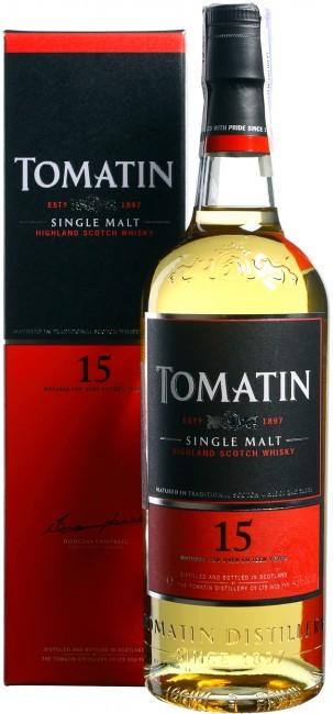 Tomatin 15 Y.O. (в коробке) фото
