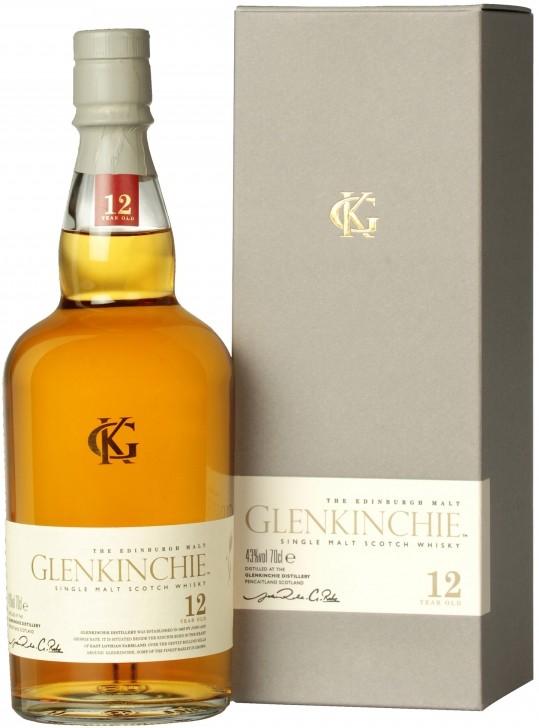Glenkinchie 12Y.O.(в коробке) фото