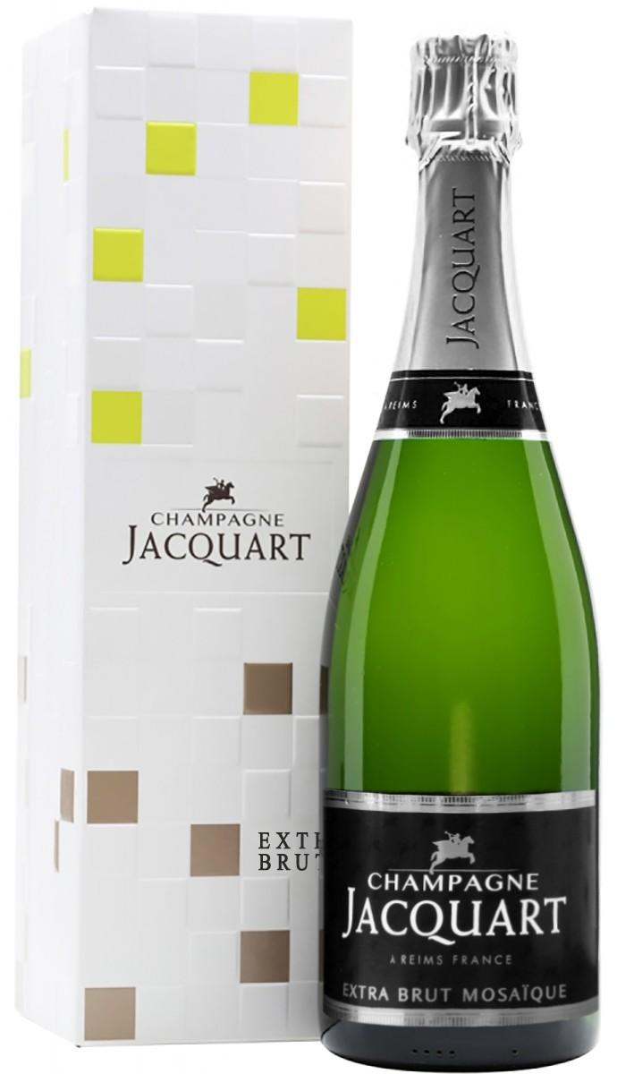 Champagne Jacquart Extra Brut фото