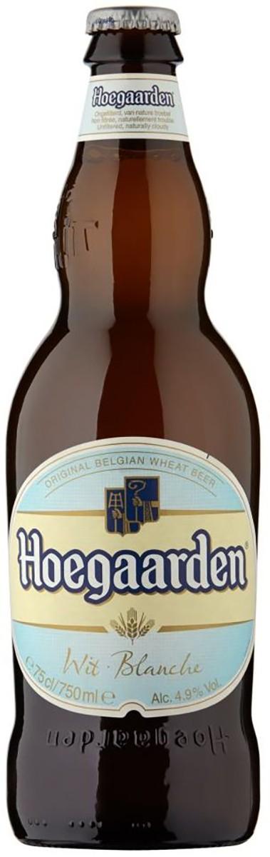 Hoegaarden White beer фото
