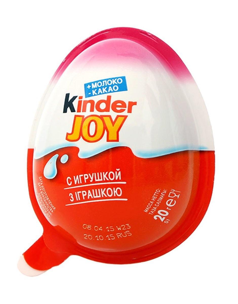 Kinder Joy фото