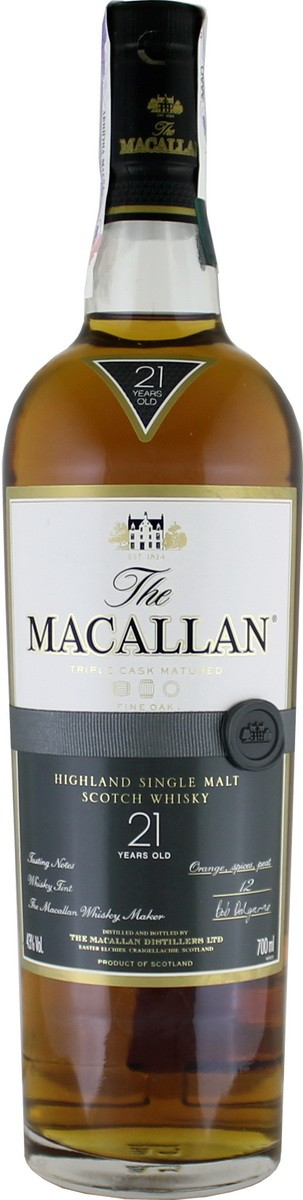 Macallan Fine Oak 21 Y.O. фото