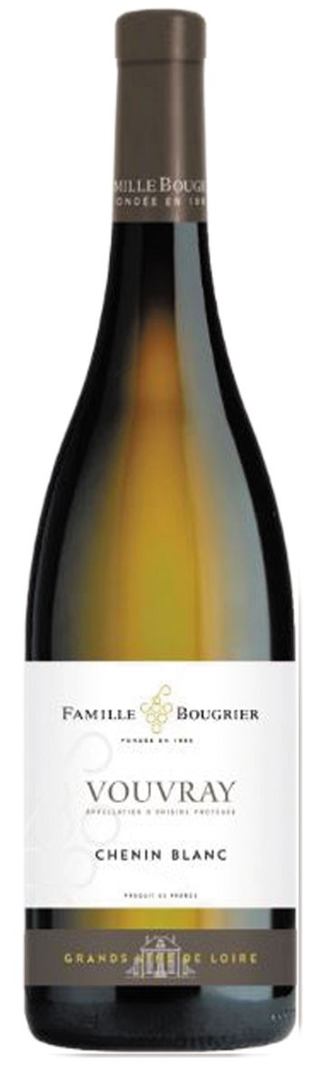 Bougrier Vouvray Chenin Blanc фото