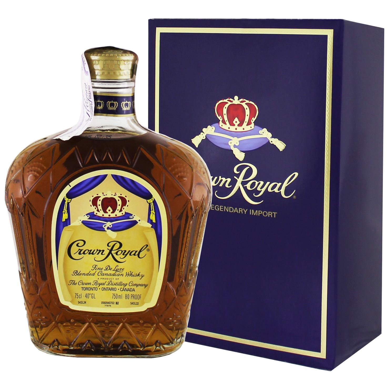 Crown Royal Deluxe (в коробке) фото