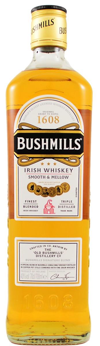 Віскі Bushmills Original фото