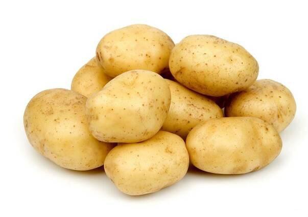 Картофель, Украина фото