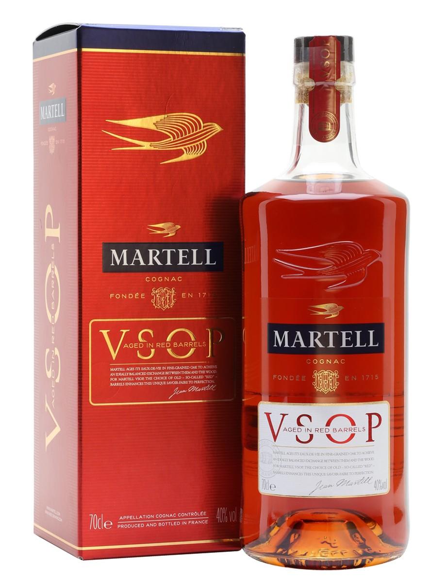 Martell VSOP Medaillon (в коробке) фото