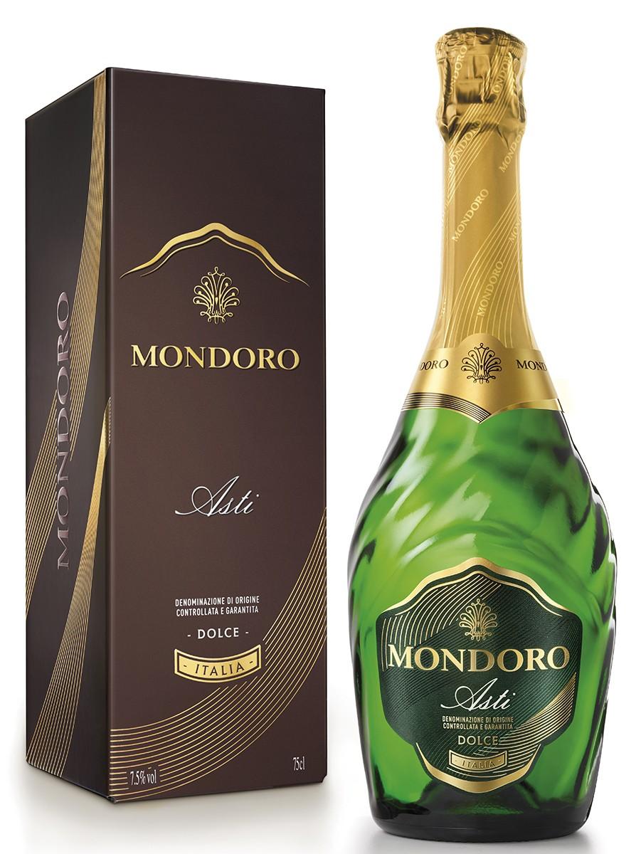 Mondoro Asti (в коробке) (b) фото