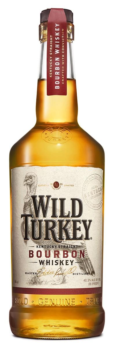 Wild Turkey 8 Y.O (b) фото