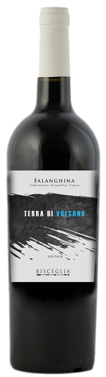 Bisceglia Terra di Vulcano Falanghina фото