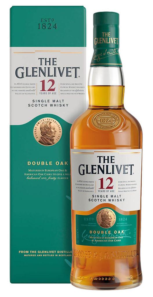 Glenlivet 12 Y.O. (в коробке) фото
