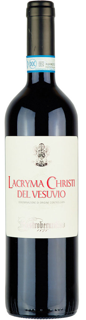 Mastroberardino Lacryma Christi del Vesuvio Rosso фото