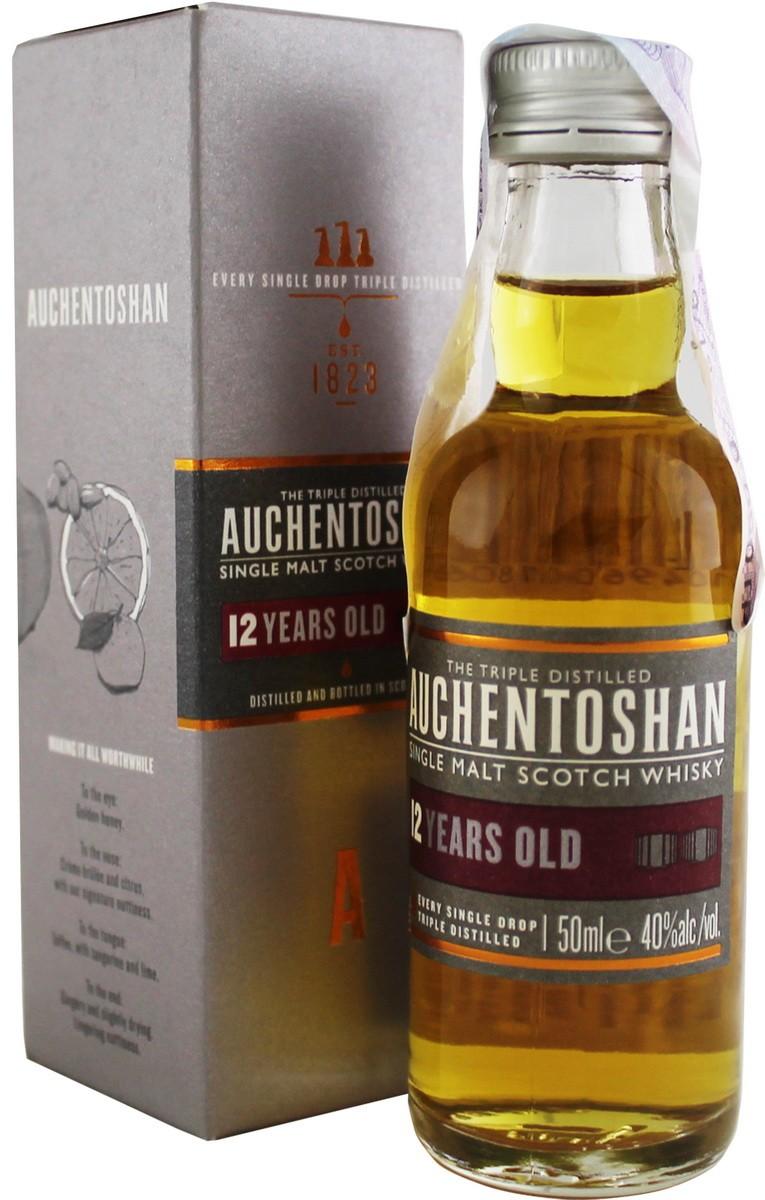 Auchentoshan 12 Y.O. (в коробці) фото