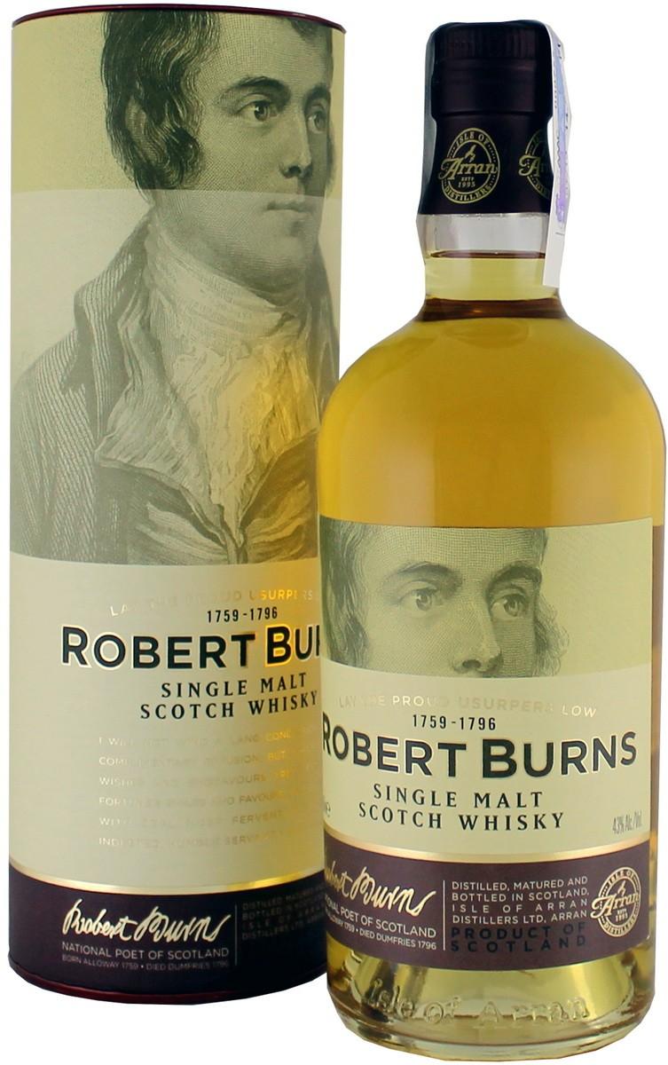 Robert Burns Malt (в тубусе) фото