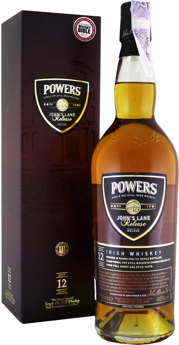 Powers John's Lane 12 Y.O. (в коробке) фото